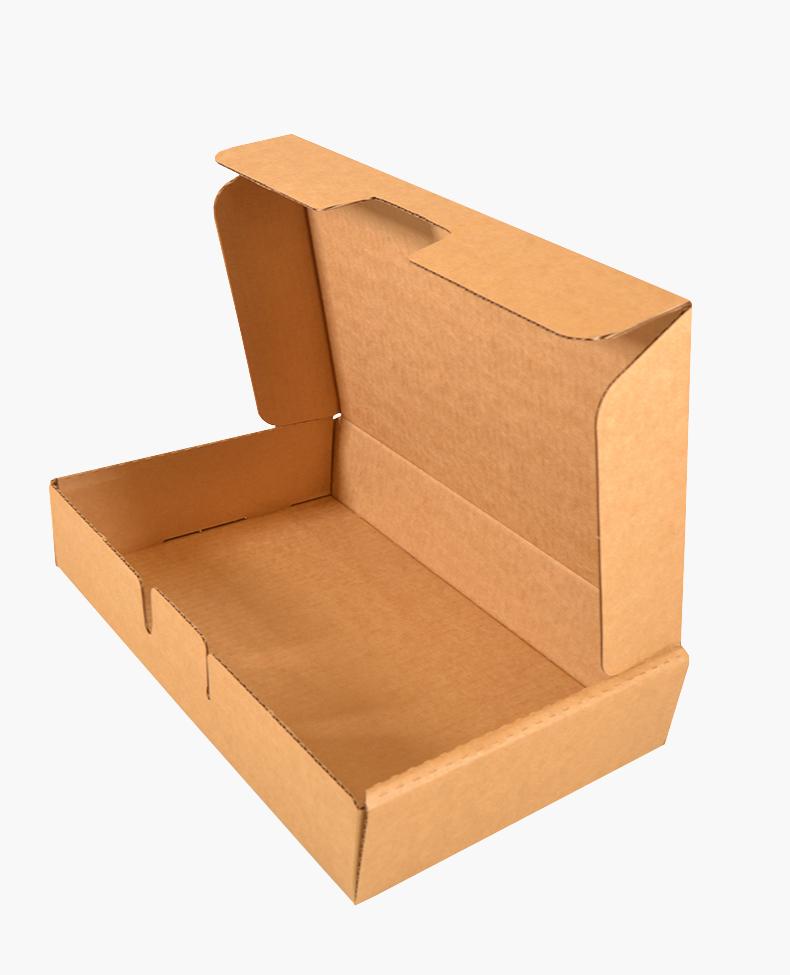Caja de carton con tapa color blanco for Cajas de plastico precio